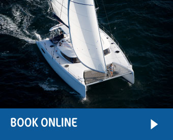 Book online with Tenrag Yacht Charters