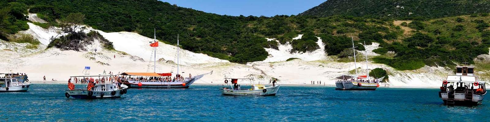 Tenrag Yacht Charter: Brazil