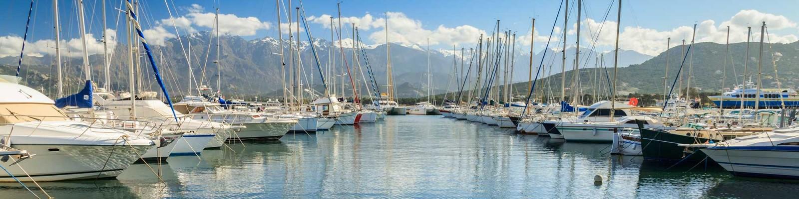 Tenrag Yacht Charter: Corsican charters