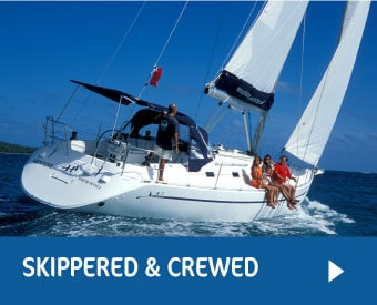 Skippered and crewed Yachts from Tenrag