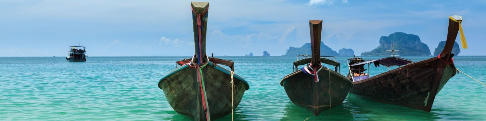 Tenrag Yacht Charter: Thailand