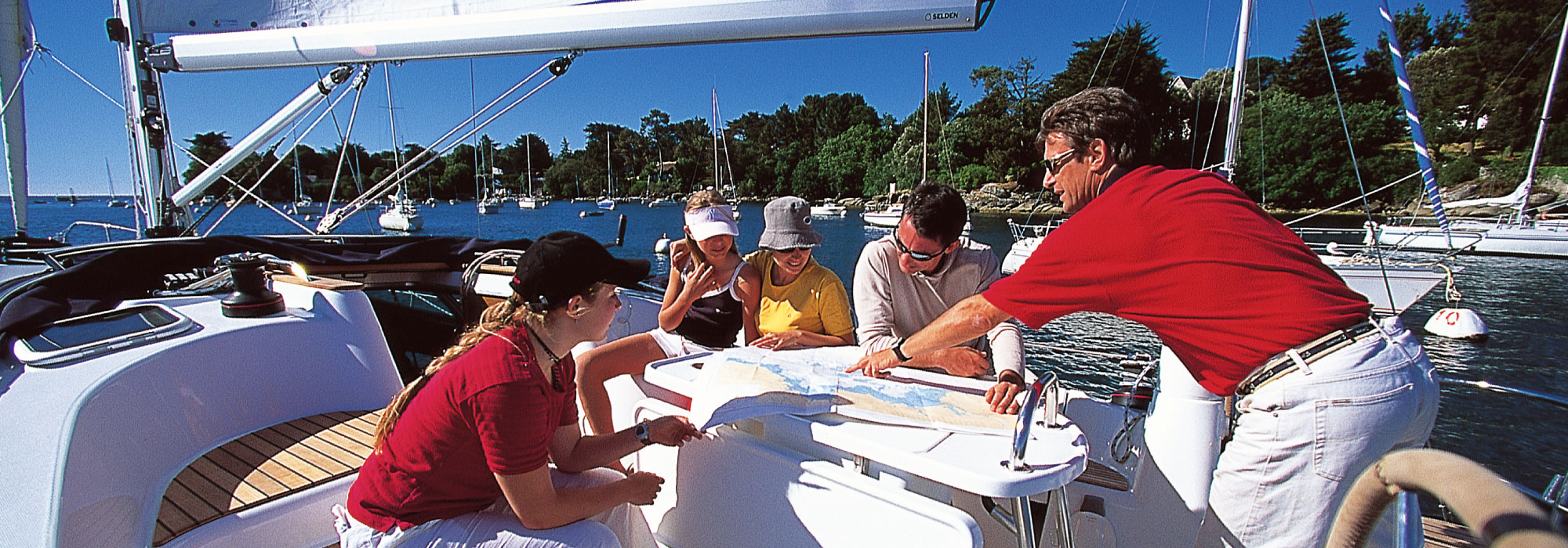 Learning Charters from Tenrag Yacht Charters