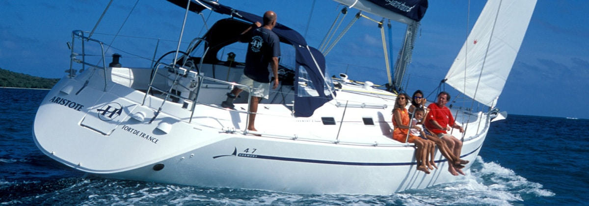 Skippered Yachts from Tenrag Yacht Charters