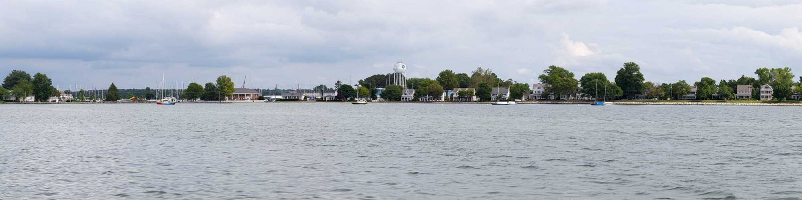 Tenrag Yacht Charter: Chesapeake Bay
