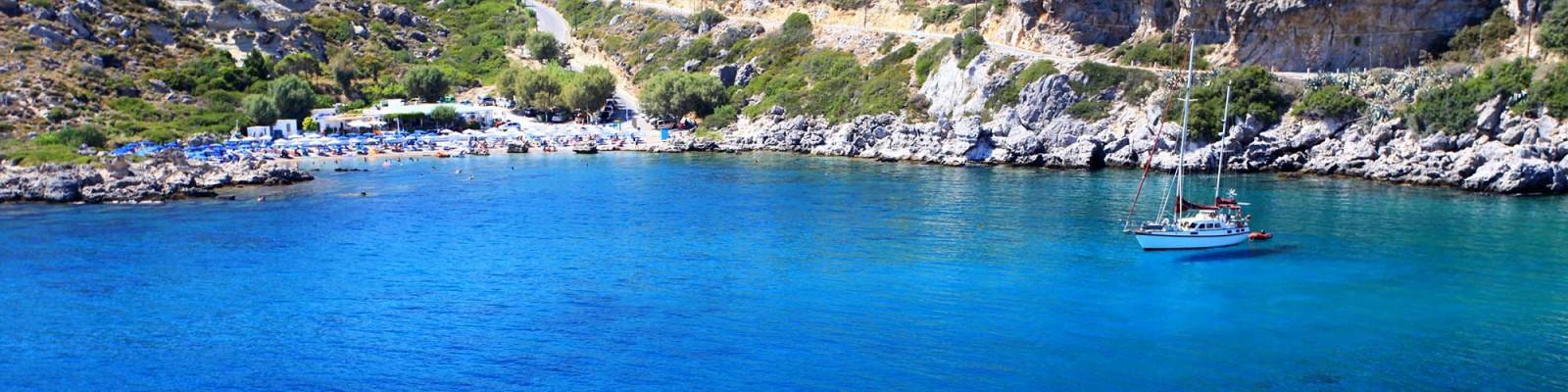 Tenrag Yacht Charter: Greek charters
