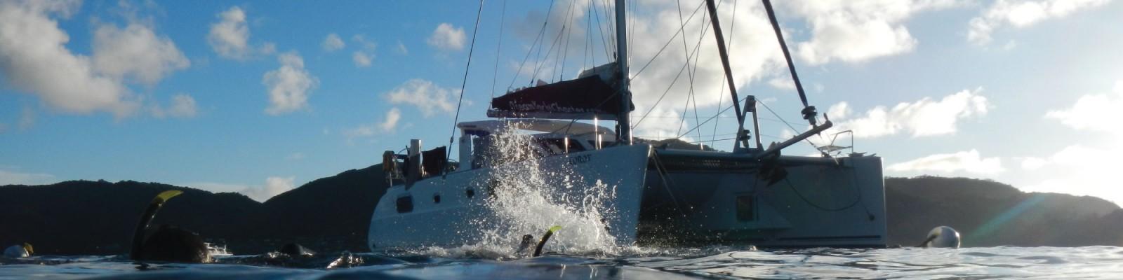 Tenrag Yacht Charter: The Seychelles