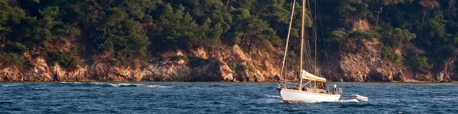 Tenrag Yacht Charter: Turkey